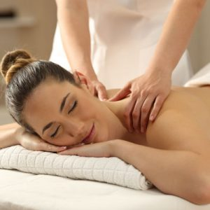 7 Massage package treatment